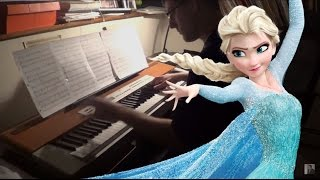 Repeat youtube video Frozen - Let It Go for Advanced Piano Solo!