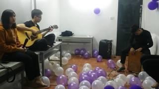 [Guitar rhythm]#4-Hương ngọc lan-Nguyễn Quỳnh Trang