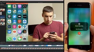 Video How to Embed iPhone Screen Recording into a video! download MP3, 3GP, MP4, WEBM, AVI, FLV Oktober 2018