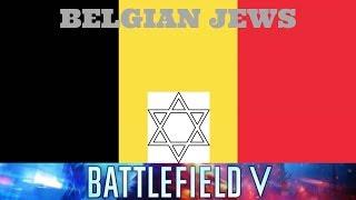 BELGIAN JEWS, WITH FINNTROLL 1984 (BATTLEFIELD V)