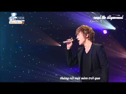 [Kara-Vietsub] It has to be you (OST Cinderealla Sister) - Super Junior Yesung [2YeSung.Com]