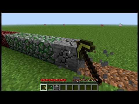 La Vera Utilità Del Piccone D'oro | Minecraft | TheUnionGroupItalia