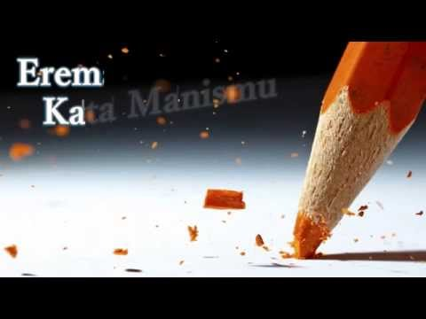 Erema - Kata Manismu