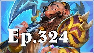 Funny And Lucky Moments - Hearthstone - Ep. 324