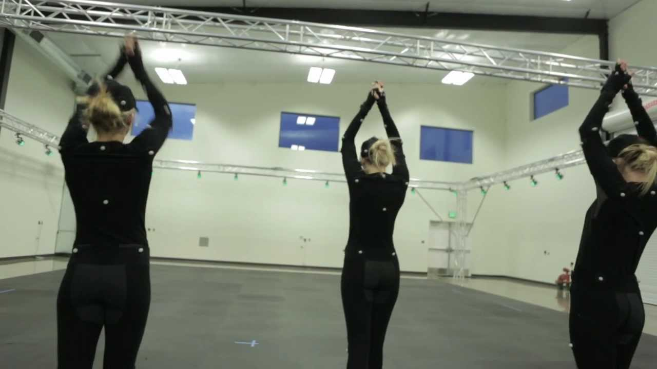 Optitrack Mocap Session With The Osu Dance Team Youtube