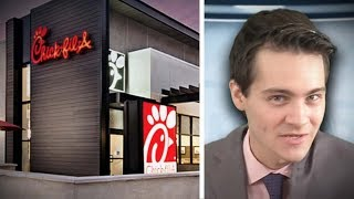 Cali Prof Wants To Ban Chick-fil-A, Compares It To Porn | Rob Shimshock