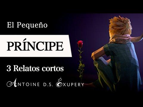 el-principito-(antoine-de-saint-Éxupéry)---análisis-psicolÓgico-y-filosÓfico-de-3-relatos-cortos