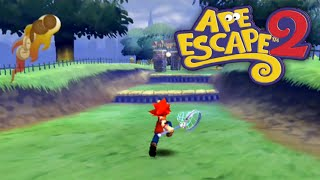 Ape Escape 2 - Play as Spike