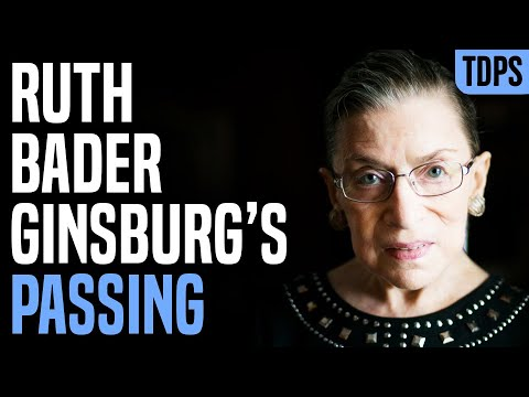 Death of a Legend: Ruth Bader Ginsburg Dead at 87