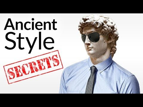 100 Year Old Style Secrets | 7 VINTAGE Items Every Man Should Have In His Wardrobe