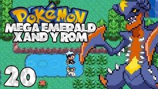 Pokemon Mega Emerald XY Edition - Episode 20 (Sky Pillar + Sootopolis City)