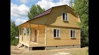 Каркасный дом от Ск Муром