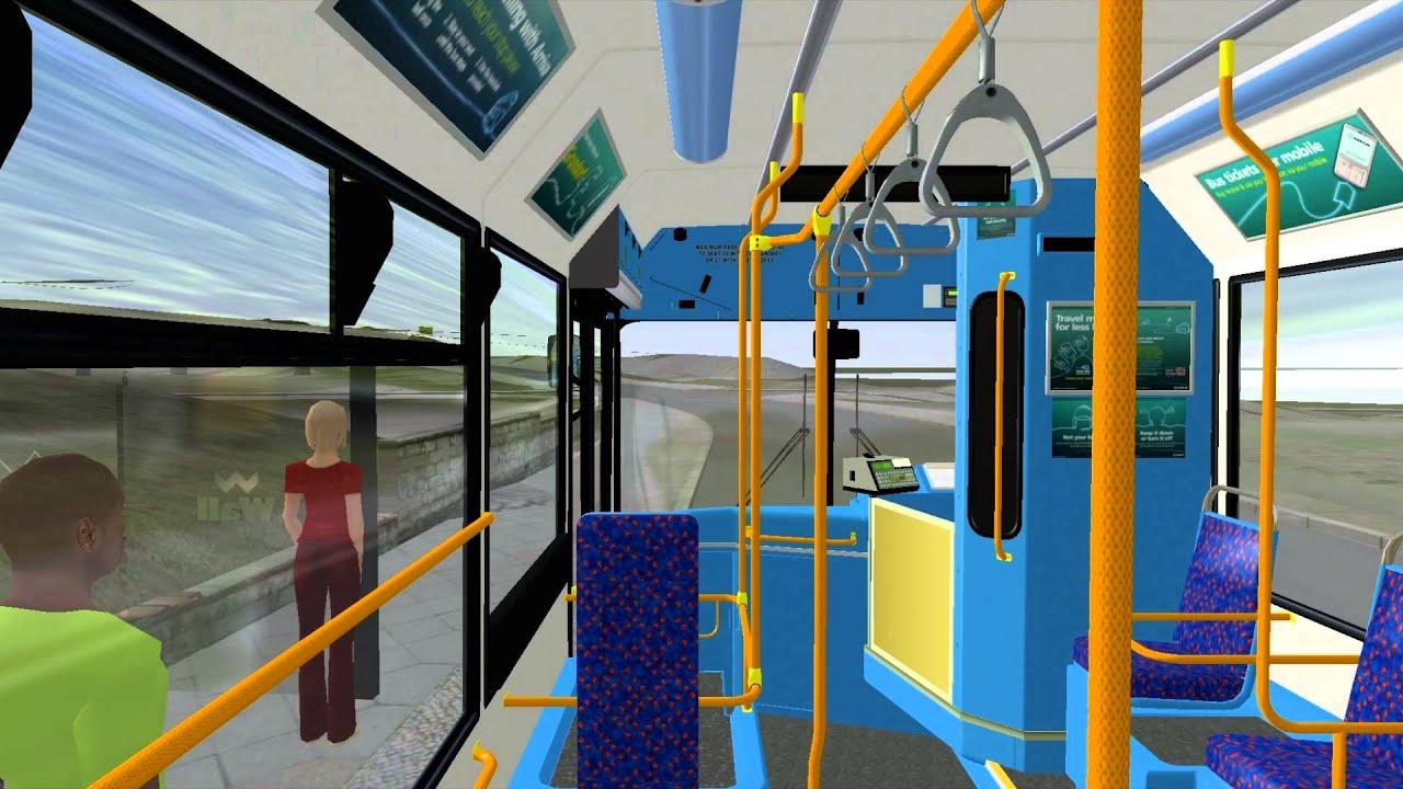 Omsi 2 london bus mod - Wforerconthegamb