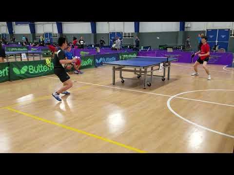 Yichi Zhang (2602) vs Jeff Yamada (2480) - Open Singles (1/8)