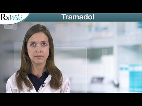 Tramadol is Used to Treat Moderate to Moderately Severe Pain in Adults - Overview