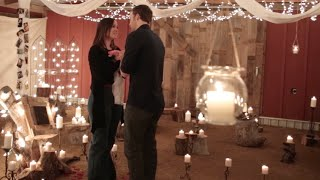 Lauren & Chris' Proposal - (The most romantic, thoughtful proposal you'll watch!) thumbnail