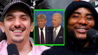 Reaction to Trump Biden Debate  | Charlamagne Tha God and Andrew Schulz