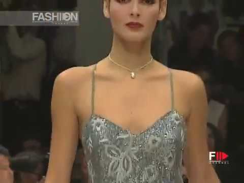 ALBERTA FERRETTI Full Show Spring Summer 1995 Milan by Fashion Channel