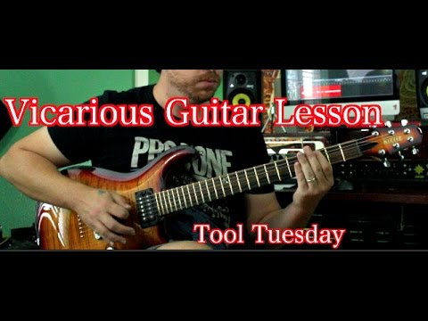 Vicarious Guitar Lesson Tool Tuesday