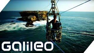 Der gefährliche Job der indonesischen Langustenfänger | Galileo | ProSieben