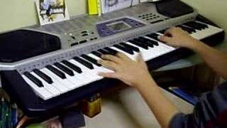 Bryan Adams - Here I Am piano Sorega