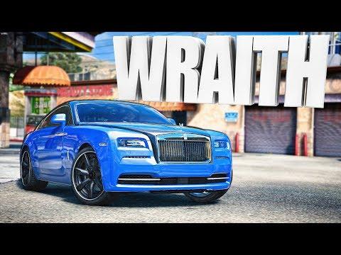 ПОКУПКА НОВОГО Rolls-Royce WRAITH. Как потратить 35 млн. ( NEXTRP - MTA )