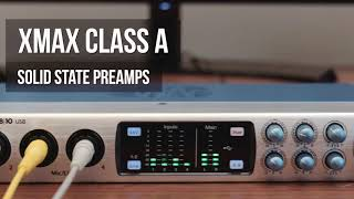 PreSonus—Studio 1810 and Studio 1824 Interfaces