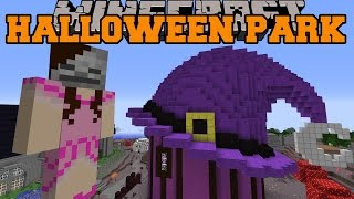 Minecraft: HALLOWEEN PARK (Witch