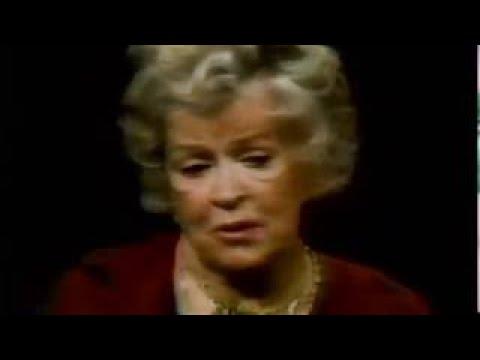 Rosemary DeCamp, Marsha Hunt Rare 1986 TV Interview