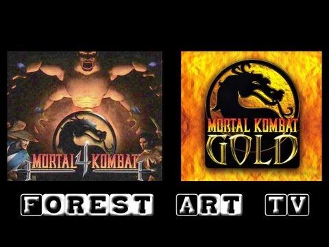 Обзор игр Mortal Kombat 4 и MK Gold