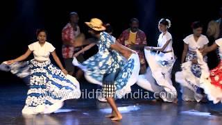 Sega, folk dance of Mauritius