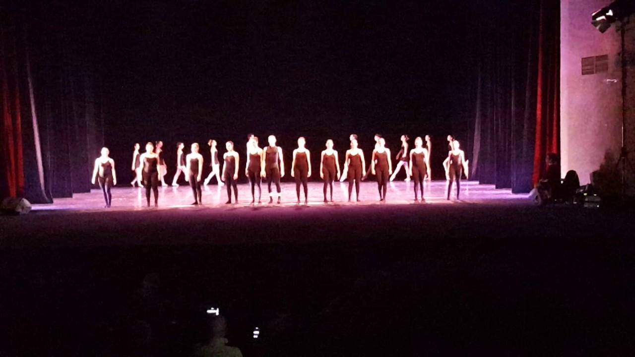Il Mio Saggio Di Danza Al Liceum Mara Fusco Io Sono Fra Le Prime Che