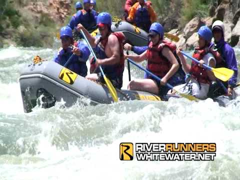 Excellent Royal Gorge whitewater rafting in Colorado