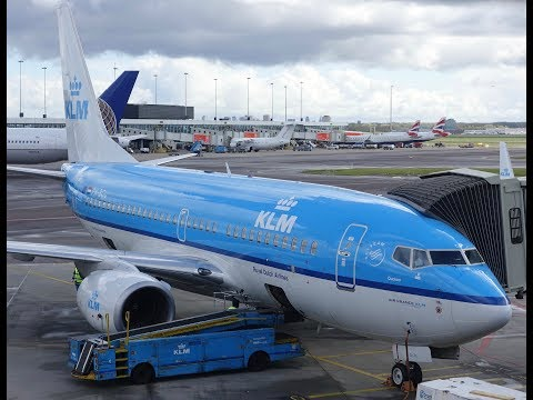 KLM Amsterdam to Budapest - Europe Business Class
