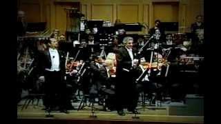 Dio, che nell´alma infondere.... Don Carlo G.Verdi,Plácido Domingo,Genaro Sulvarán
