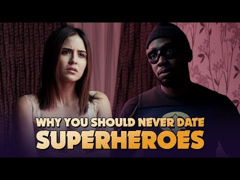 Why You Should Never Date Superheroes with Lamorne Morris