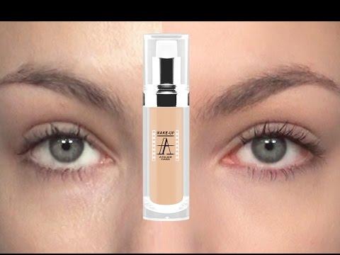 [MAKE-UP COURSE] APPLICATION FOND DE TEINT FLUIDE | Make-Up Atelier Paris