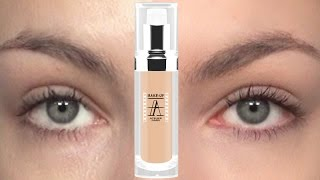 Make-Up Atelier Paris: Application Fond De Teint Fluide Thumbnail