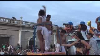 Niurka Marcos en el Carnaval de Guaymas 2015