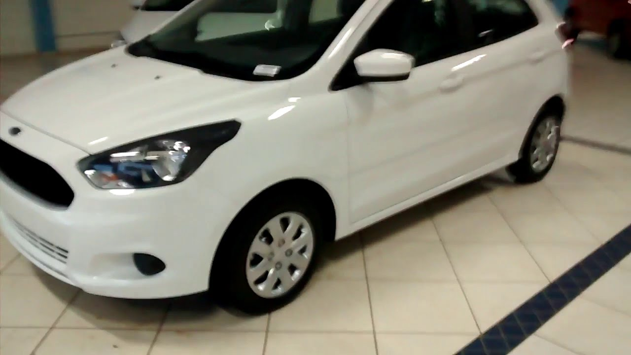 Novo Ford Ka Se 1 0 Hatch 2017 Youtube