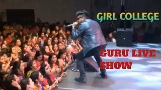 Download song Guru Randhawa | girl college live show  Mumbai | patola | suit suit song
