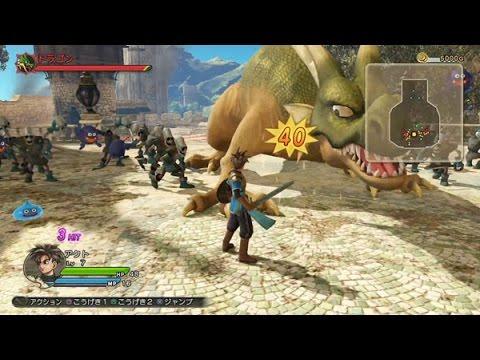 DIRECTO: Probando Dragon Quest Heroes #Angelysaras