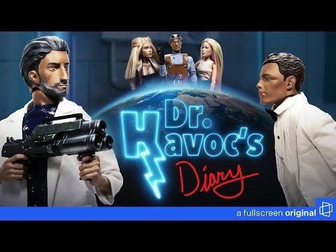 Dr. Havoc's Diary TRAILER