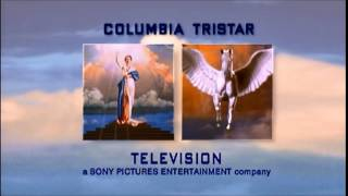 Columbia TriStar Television logo from 1996 to 2001 (HD Version) [with Charlie O'Donnell voiceover]