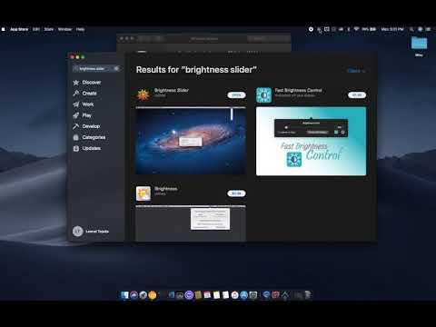 Brightness Slider Mac Download