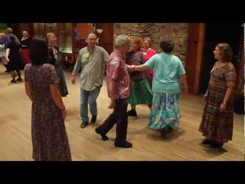 Old Gray Bonnet singing square dance