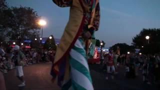WDW マジック・キングダム『Move It's Shake It! Celebrate It! Street ...