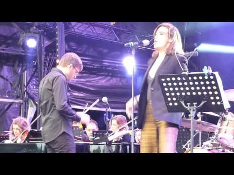 David Bowie Reimagined - Lazarus (Nadine Shah) - Festival No. 6, 4/9/16