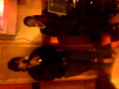 Keena and Dottie @ karaoke