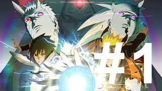 #1 Naruto Storm 4 Story PS4 Live